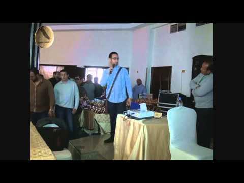 ( المربي الاستاذ بهاء عنبر ) مناقشة تقنيات تربية طيور الزينة - أسئلة الحضور