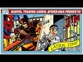 Marvel Trading Card Analysis - Spider-Man Presents