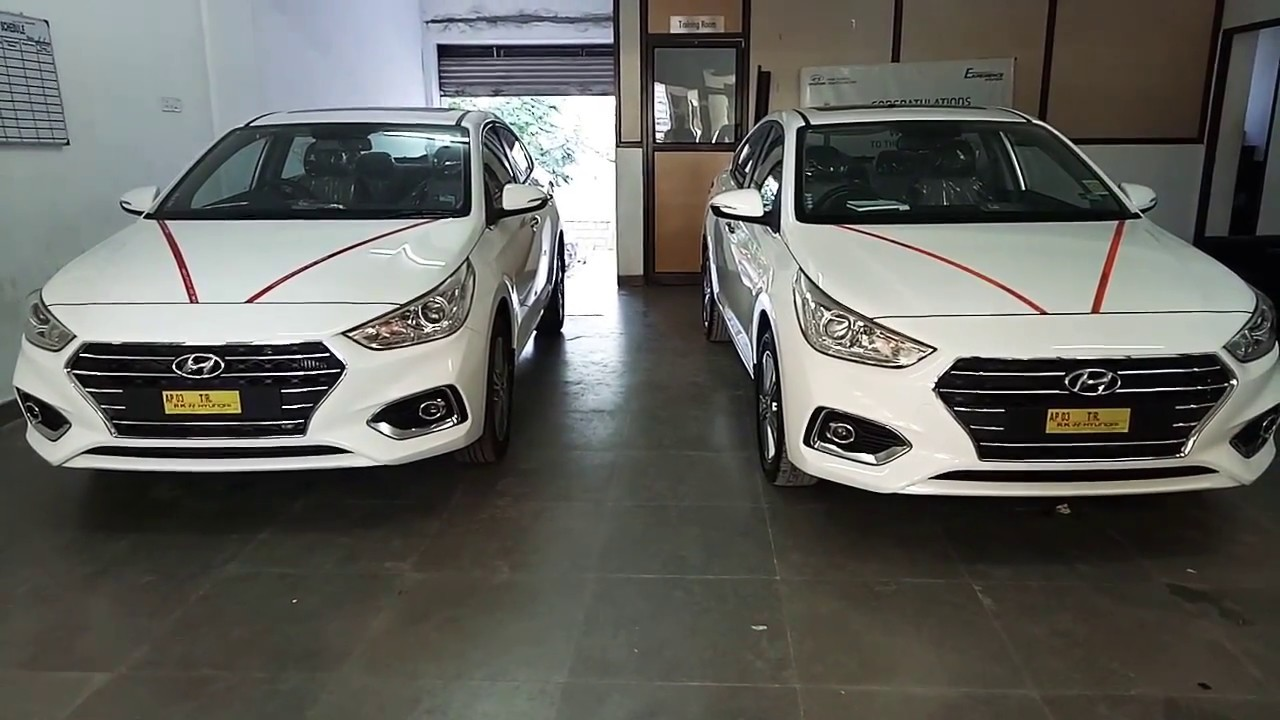 Unbeatable Hyundai Verna SX O | Option Review 2018