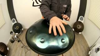 handpan review zen 2015 celtic minor b f a b c d e f