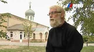 Свято-Троицкий Каменно-Бродский мужской монастырь.