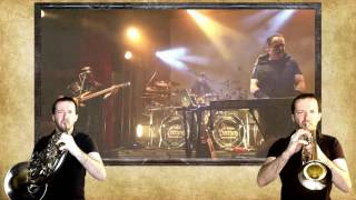 The Neal Morse Band - Overture || French Horn & Trumpet Cover