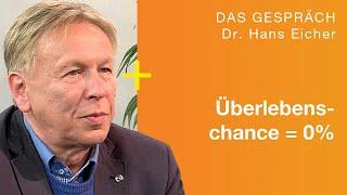 Abgestürzt - Durch Flugzeugunglück zum Glauben; Dr. Hans Eicher - Bibel TV das Gespräch