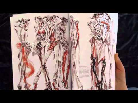 Complete book of fashion illustration 35