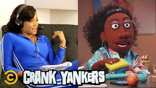 Tiffany Haddish Prank Calls a Video Game Store About Red Dead Redemption 2 - Crank Yankers