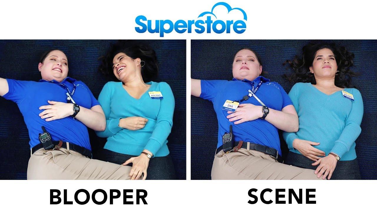 Download Superstore - Bloopers vs Scenes (Season 1-5)