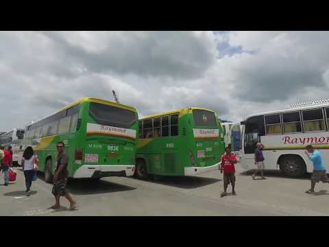 BUS/FERRY TRIP FROM MANILA TO THE ISLAND OF MASBATE