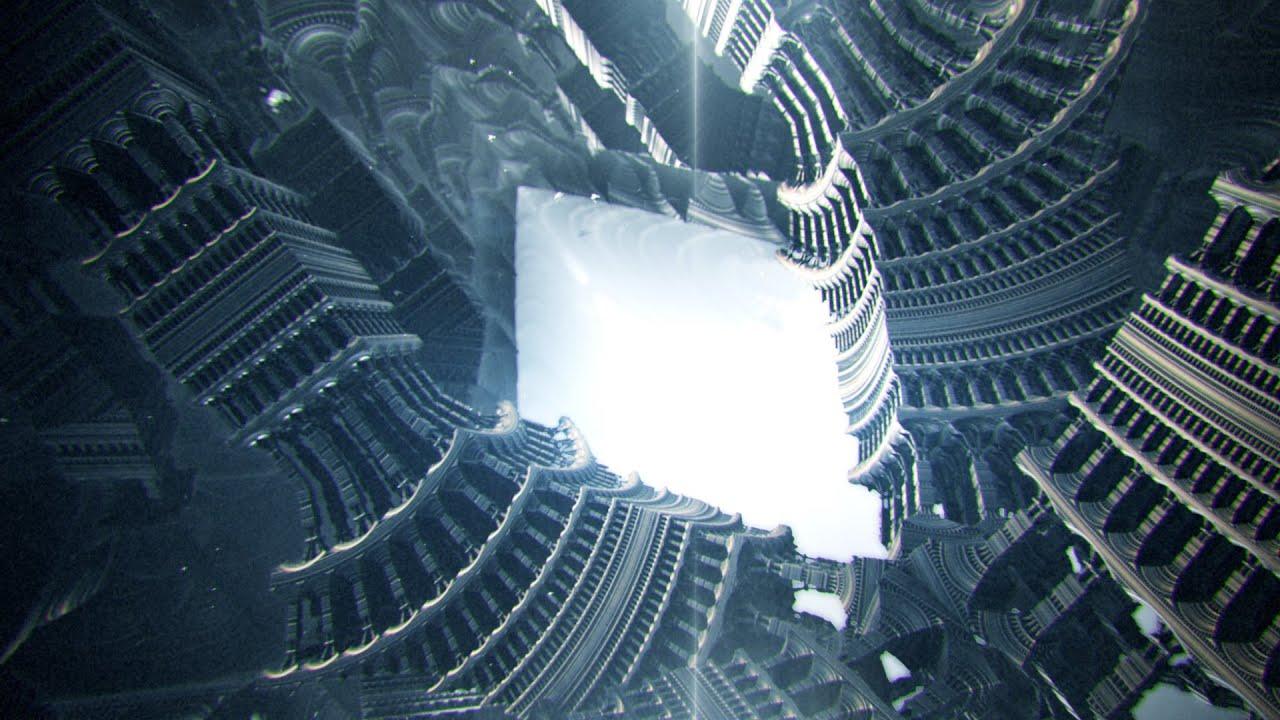 FRACTAL GEOMETRY   Mandelbulb 3D - After Effects - Cinema 4d