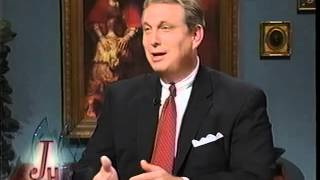 John W. Giles: An Evangelical Who Became A Catholic - The Journey Home (8-8-2005)