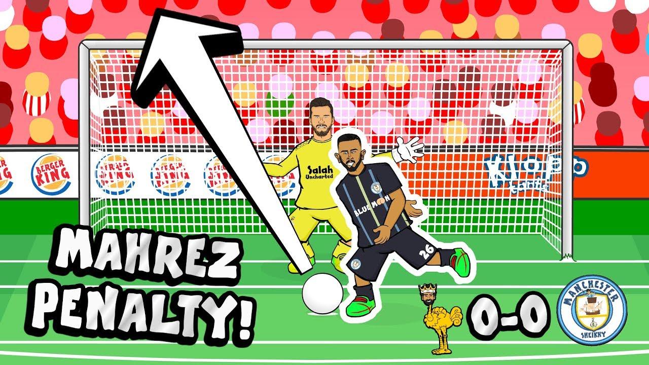 riyad-mahrez-penalty-fail-what-happened-to-the-ball