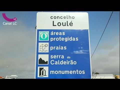 Descerramento das placas dos limites dos Concelhos de Faro e Loulé em 2013