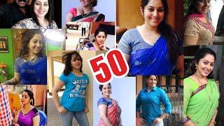 Sreeya Ramesh 50 Rare Unseen Photos Film Serial Actress