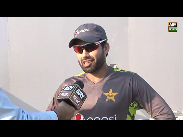 'No international cricket at home, yet we are giving good results'  - Mohammad Rizwan