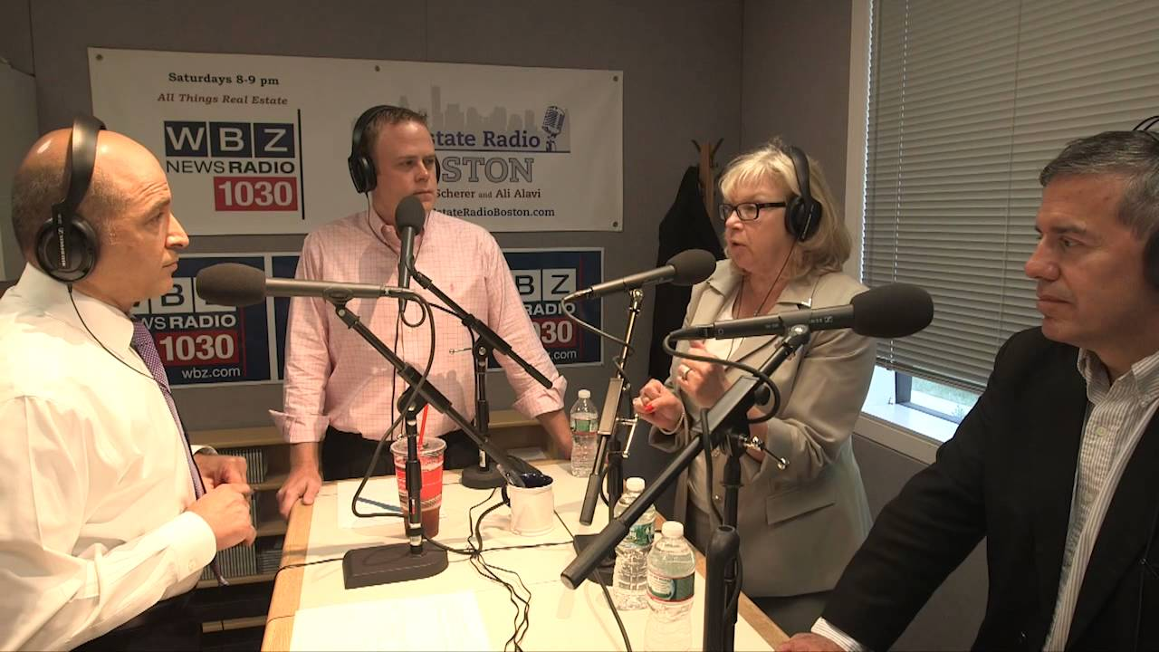 Watch in Studio Video - GSL on Real Estate Radio Boston - 7