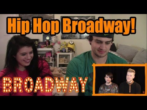 'HIP-HOP GOES BROADWAY' by SUPERFRUIT | COUPLE'S REACTION!