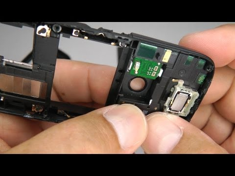 Nokia 6303 Disassembly & Assembly - Screen and Case Replacement