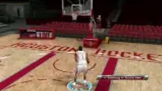 NBA 2K9 PC (practice)