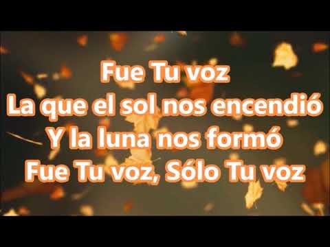Fue Tu Voz - Luis Campos