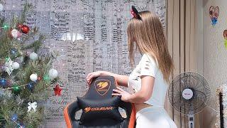 Игровое кресло COUGAR ARMOR S