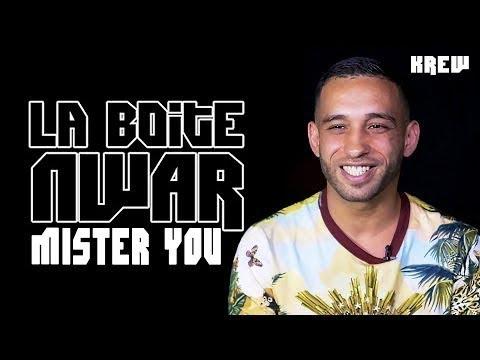 Youtube: MISTER YOU – LA BOITE NWAR: IL RÉPOND A TOUTES VOS QUESTIONS!