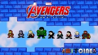BitCine - Vingadores: Era de Ultron/The Avengers: Age of Ultron