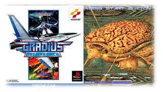 Gradius Deluxe Pack (PS1/1996) - Playstation Easy ;-)