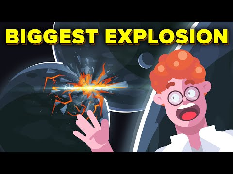 Scientists Shocked By Biggest Explosion Since The Big Bang