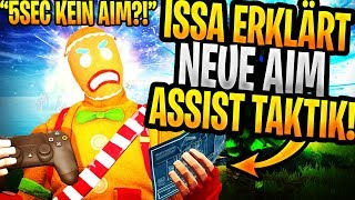 👉GHOST ISSA EXPLAINS NEW AIM ASSIST TAKTIK! 👈 | X8 VS RAZZZERO0O 😱 | FORTNITE GERMAN HIGHLIGHTS