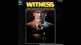 Maurice Jarre - Witness - Building The Barn