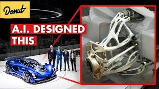 A.I. Designed this Car