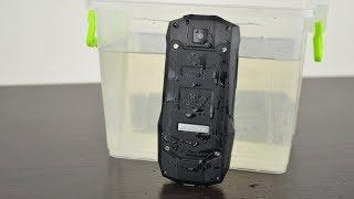 Обзор Blackview BV1000 - надёжный, защищённый кнопочный телефон с IP68!
