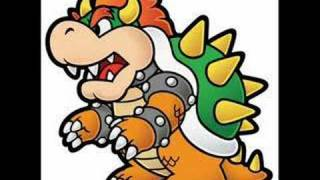 Paper Mario: Bowser, King of the Koopas