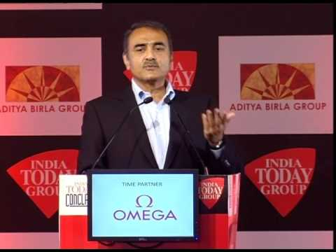 India Today Conclave: Praful Patel Session