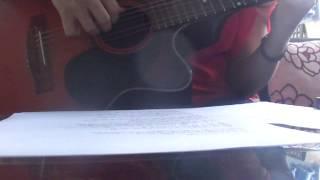 Guitar kèm tab intro -Mr Siro- Bức tranh từ nước mắt