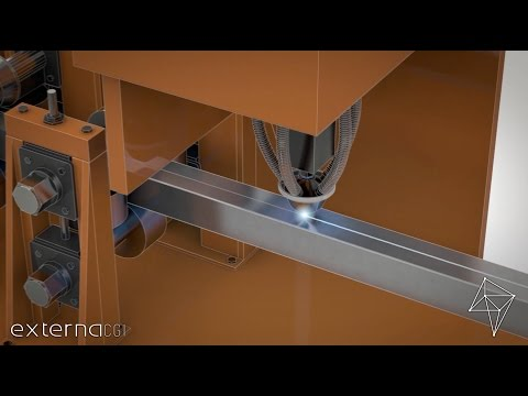Shape Corp - Roll Forming Animation