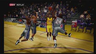 NBA Shootout 2003 - Nets vs Lakers