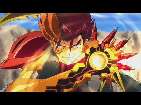 Scryed Alteration TAO- Ryuho Vs  Kazuma Round 3 Alternate Ending