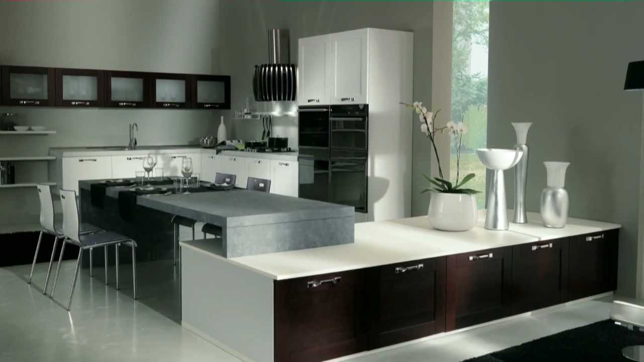 Arredamento in stile moderno cucine e design by claris for Stili cucine