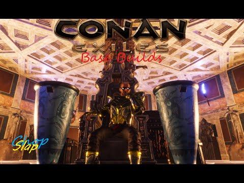 Conan Exile / Base show case!  