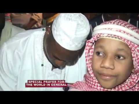 [Special Prayer For The World]-Latest 2017 Islamic Prayer By Sheikh Jamiu IYANU OLOHUN