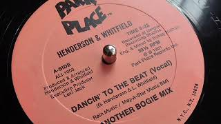 Henderson & Whitfield - Dancing To The Beat