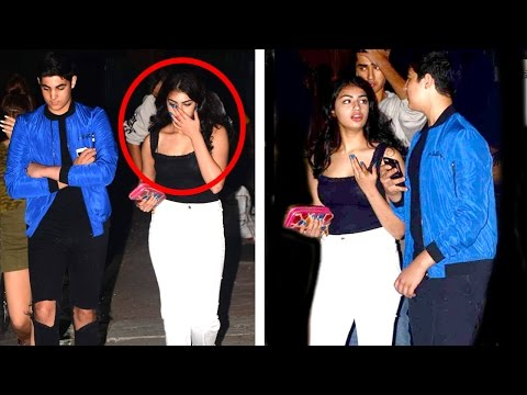 Thumbnail: Akshay Kumar's Son Aarav CAUGHT With HOT Girlfriend Roaming On Mumbai Roads