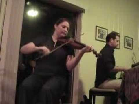 Andrea Beaton and Troy MacGillivray Nova Scotia Fiddlers #2