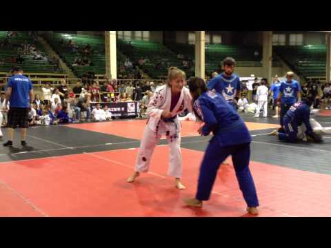 Teri Stewart - Gold Medal Match - Take The Back For The Win - 2013 F2W Colorado Open 8-24-2013