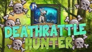 DEATHRATTLE HUNTER - UN VIDEO DELIRANTE!! [HEARTHSTONE ITA]