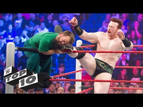 Thumbnail: Brutal Royal Rumble Match eliminations: WWE Top 10