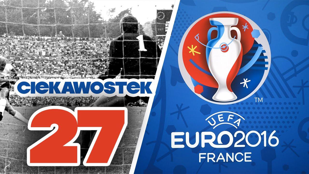 27 ciekawostek o Mistrzostwach Europy