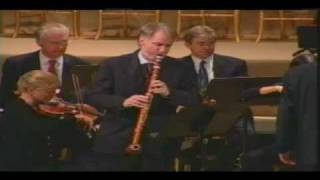 Mozart clarinet concerto in A, K 622, 2nd movement
