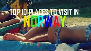 Top 10 Places To Visit In Norway | Visit Norway | Travel Guide: Norway's Top Attractions