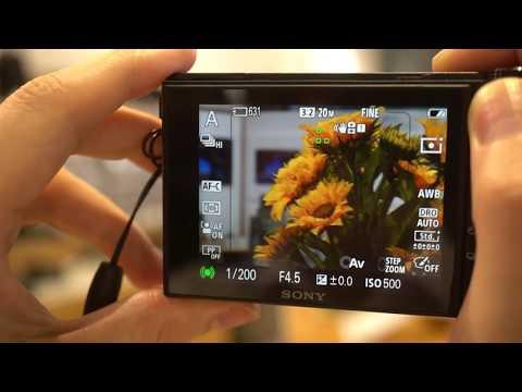 デジタルスチルカメラ「RX100Ⅵ」 連写・連続撮影性能と、連写グループ表示。